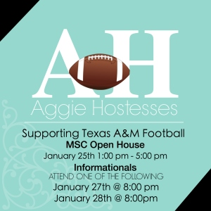 Aggie Hostess logo